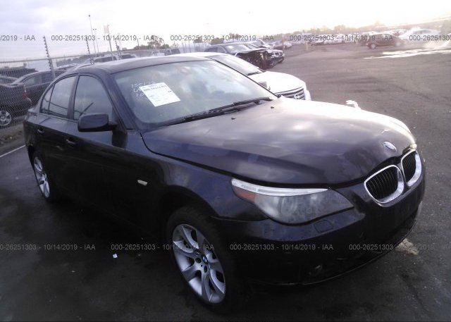 Inventory #751467039 2007 BMW 550