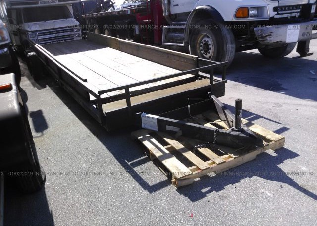 Inventory #729368278 2018 UTILITY TRAILER MFG OTHER