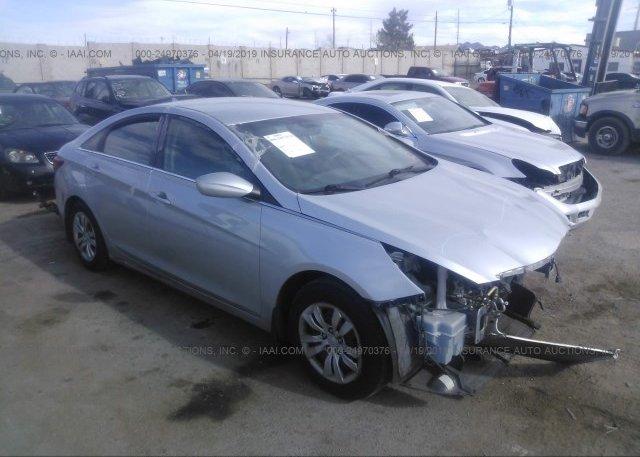 Inventory #700377847 2011 Hyundai SONATA