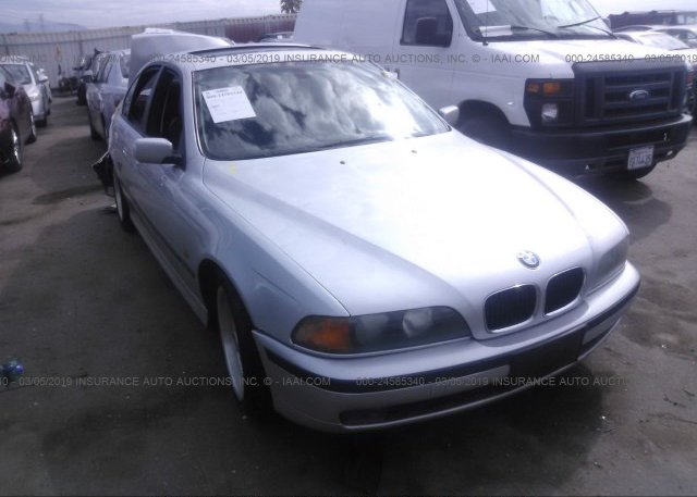 Inventory #826490244 2000 BMW 528