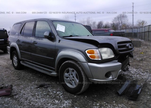 Inventory #205169637 2003 Toyota SEQUOIA