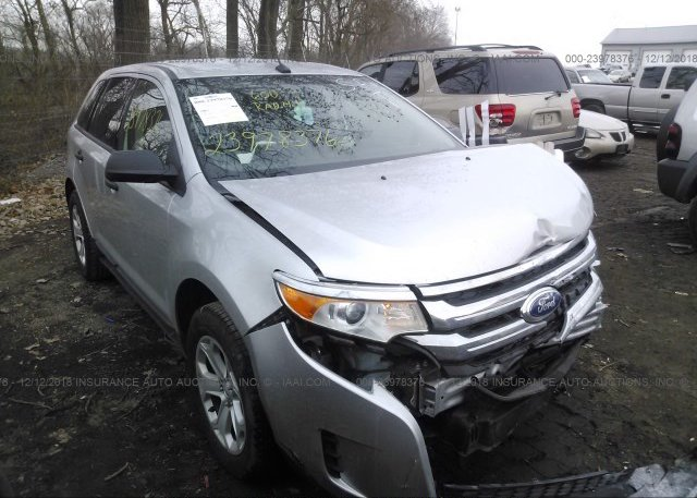 Inventory #765422727 2014 FORD EDGE