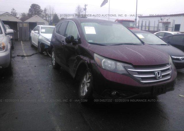 Inventory #240556691 2012 Honda CR-V