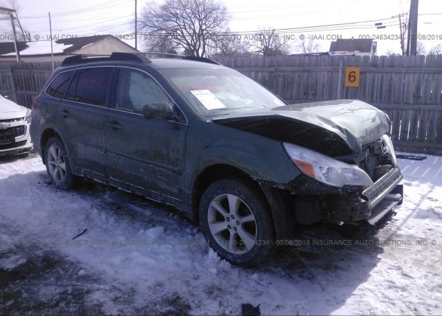 Inventory #877316998 2014 Subaru OUTBACK