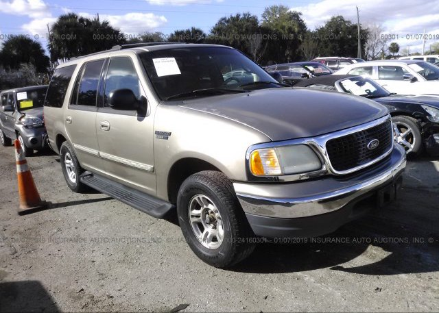 Inventory #190844461 2001 FORD EXPEDITION