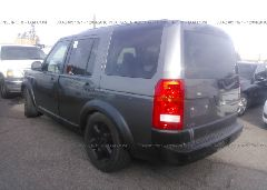 2005 Land Rover LR3 - SALAA25485A310674 [Angle] View