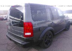 2005 Land Rover LR3 - SALAA25485A310674 rear view