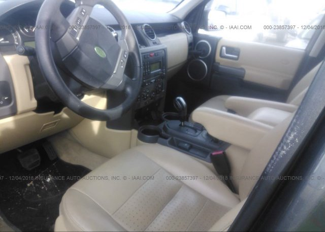 2005 Land Rover LR3 - SALAA25485A310674