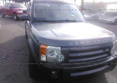 2005 Land Rover LR3 - SALAA25485A310674 detail view