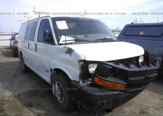 Inventory #485719019 2006 Chevrolet EXPRESS G2500