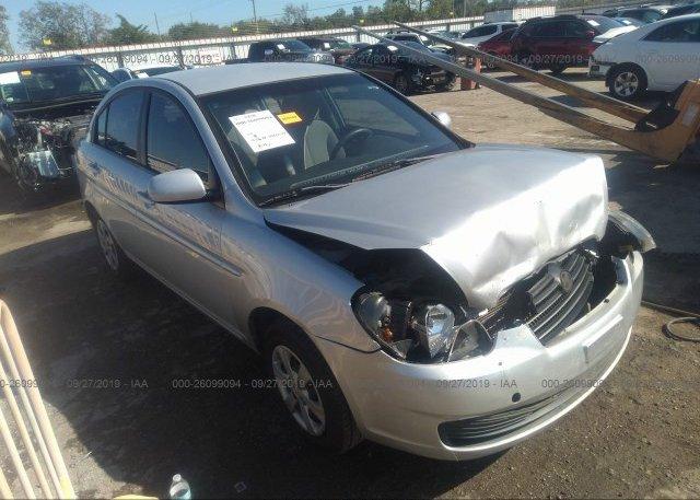 Inventory #814327795 2010 Hyundai ACCENT