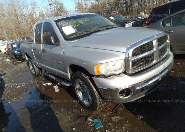 Inventory #320280212 2004 Dodge RAM 1500