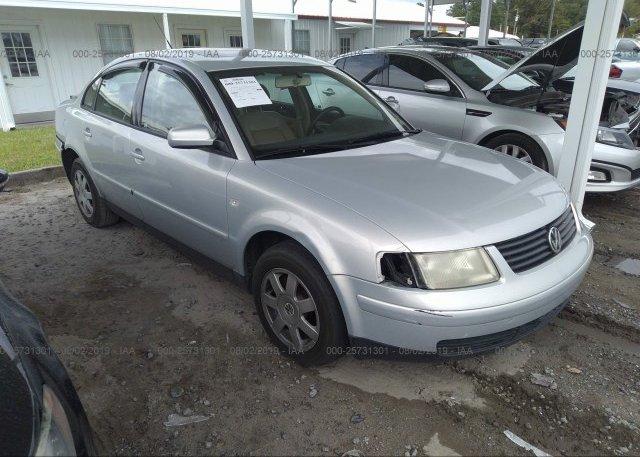 Inventory #394264989 2001 Volkswagen PASSAT