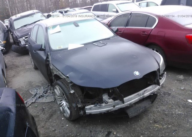 Inventory #660964967 2008 BMW 550