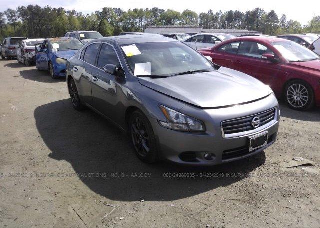 Inventory #868244537 2014 Nissan MAXIMA