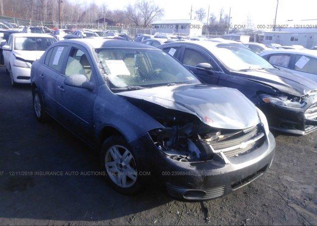 Inventory #166437966 2006 Chevrolet COBALT