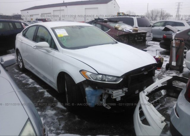 Inventory #575412467 2014 FORD FUSION