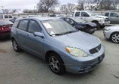 2003 Toyota COROLLA MATRIX