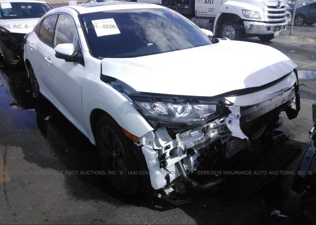 Inventory #321162816 2019 HONDA CIVIC