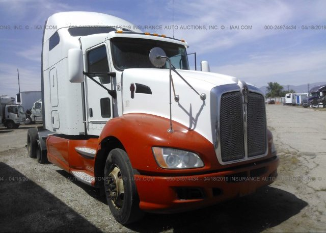 Inventory #123818756 2012 KENWORTH CONSTRUCTION