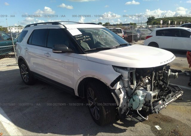 Inventory #407665605 2015 FORD EXPLORER