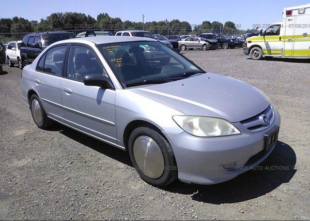 Inventory #300227332 2005 Honda CIVIC