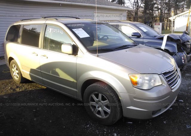 Inventory #819717770 2008 Chrysler TOWN & COUNTRY