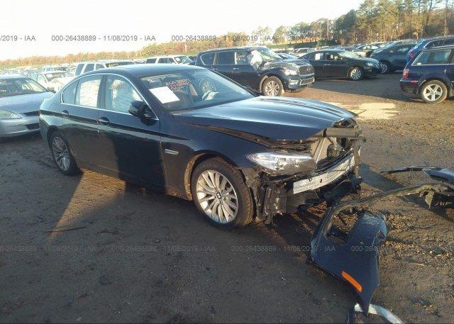 Inventory #453101407 2014 BMW 528