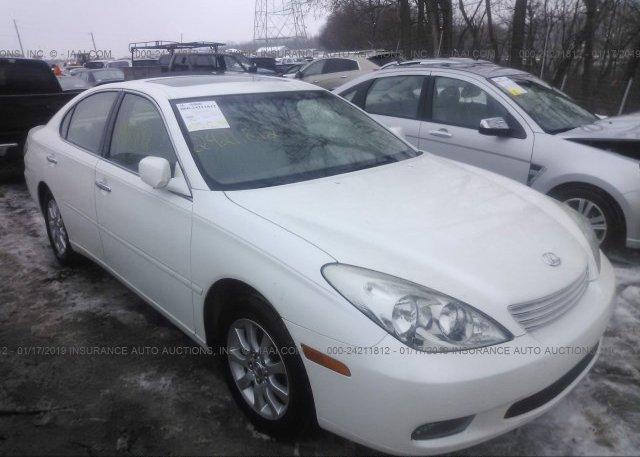 Inventory #148282862 2003 Lexus ES