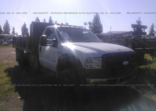 Inventory #825825967 2006 FORD F450