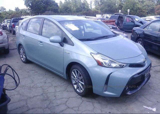 Inventory #428505221 2015 Toyota PRIUS V