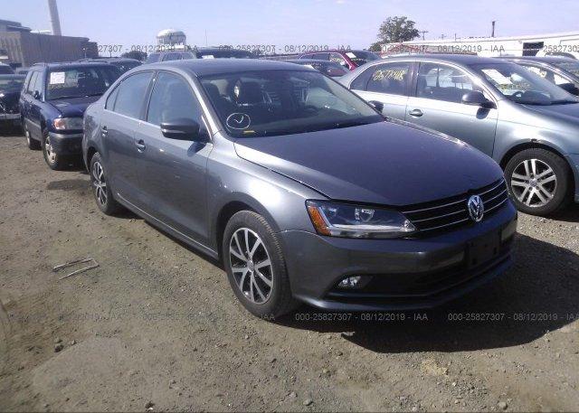 Inventory #895961753 2017 Volkswagen JETTA
