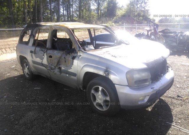 Inventory #252684000 2005 Chevrolet TRAILBLAZER