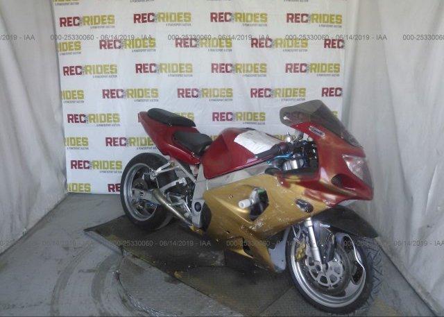 Inventory #319592291 2002 Suzuki GSX-R1000