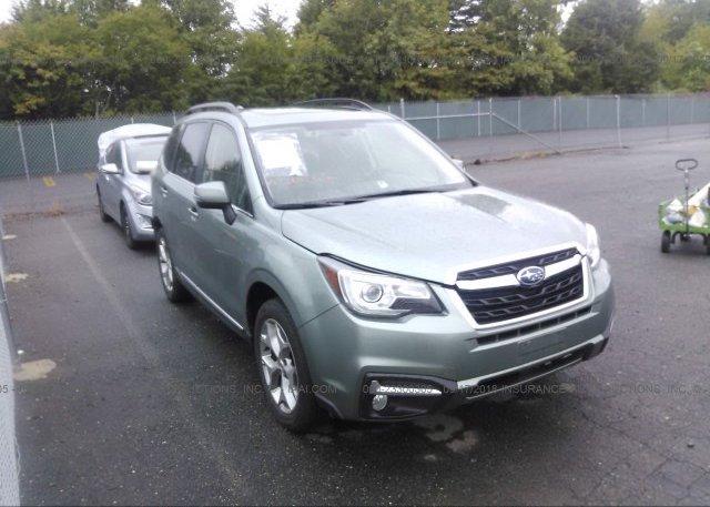 Inventory #695330628 2017 Subaru FORESTER