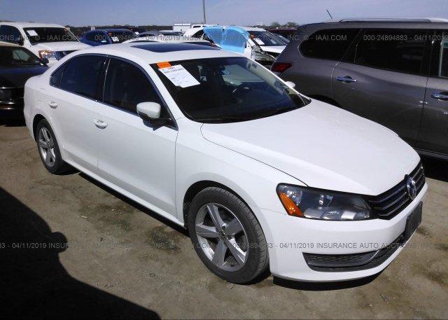 Inventory #270495135 2012 Volkswagen PASSAT