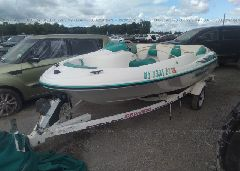 1996 BOMBARDIER SEADOO SPORTSTER JETBOAT - ZZNP0782J596 Right View