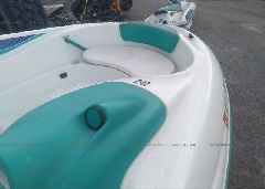 1996 BOMBARDIER SEADOO SPORTSTER JETBOAT - ZZNP0782J596 close up View