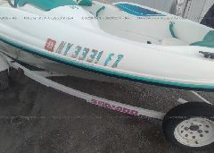 1996 BOMBARDIER SEADOO SPORTSTER JETBOAT - ZZNP0782J596 detail view