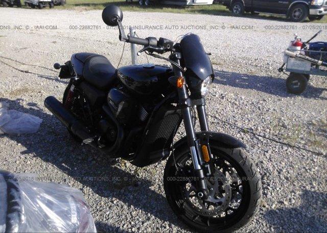 Inventory #657667161 2017 Harley-Davidson XG750A