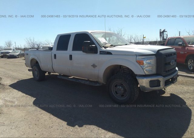 Inventory #739953724 2014 FORD F350