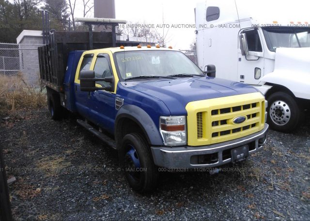 Inventory #461401164 2008 FORD F550