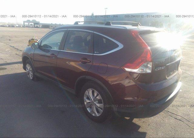 купить 2012 HONDA CR-V 5J6RM4H76CL044733