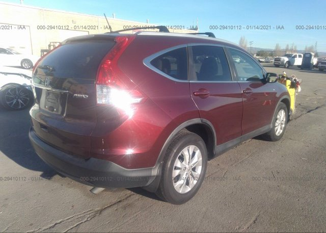 цена в сша 2012 HONDA CR-V 5J6RM4H76CL044733