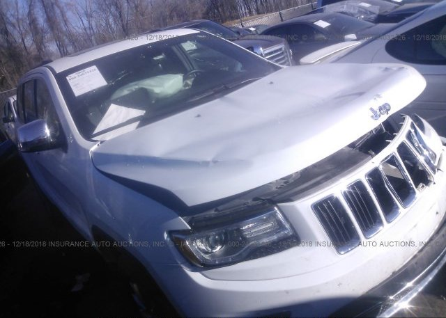 Inventory #528613300 2016 JEEP GRAND CHEROKEE