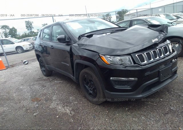 Inventory #614454290 2018 JEEP COMPASS