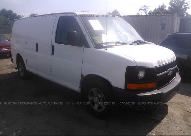 Inventory #475142831 2006 Chevrolet EXPRESS G1500