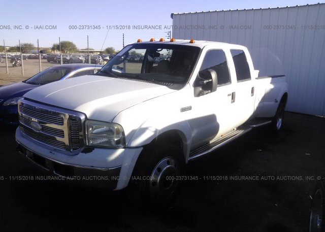 Inventory #730984793 2005 FORD F550