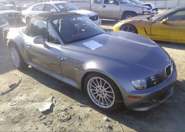 Inventory #902282108 2001 BMW Z3