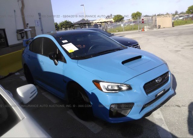 Inventory #971816460 2016 Subaru WRX